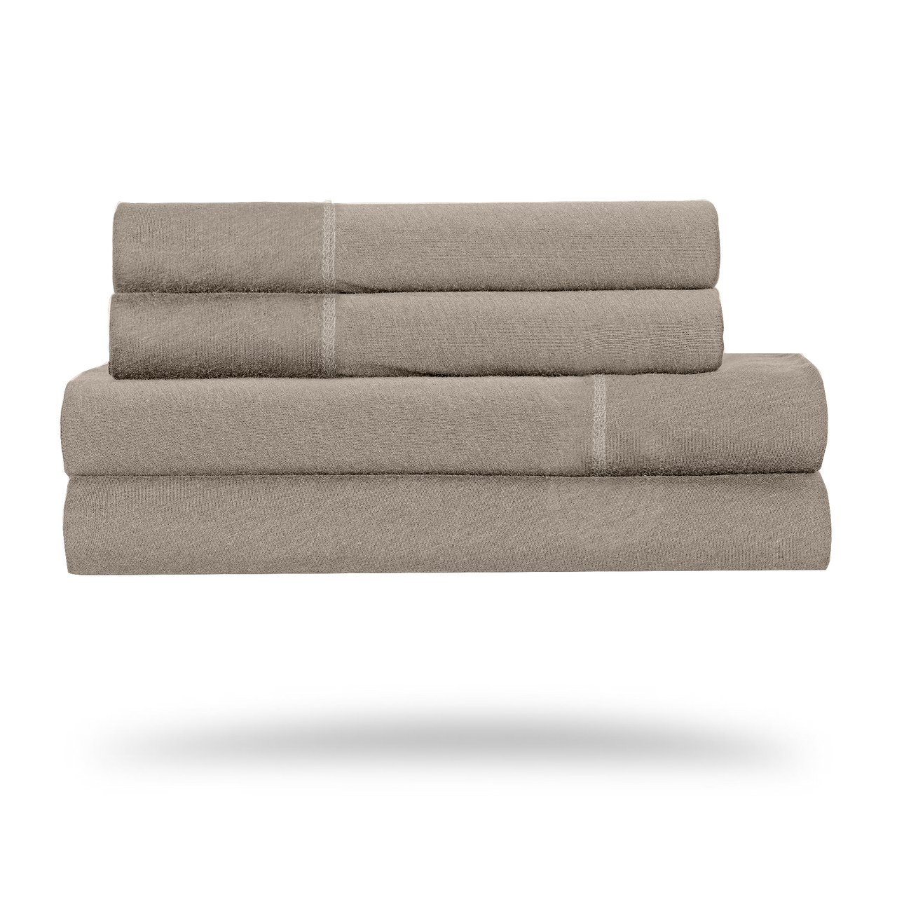 Bedgear Hyper-Wool Technology Performance Wool Sheet Set - Oatmeal - Queen - BGS28AMA4FQ, 814874028752
