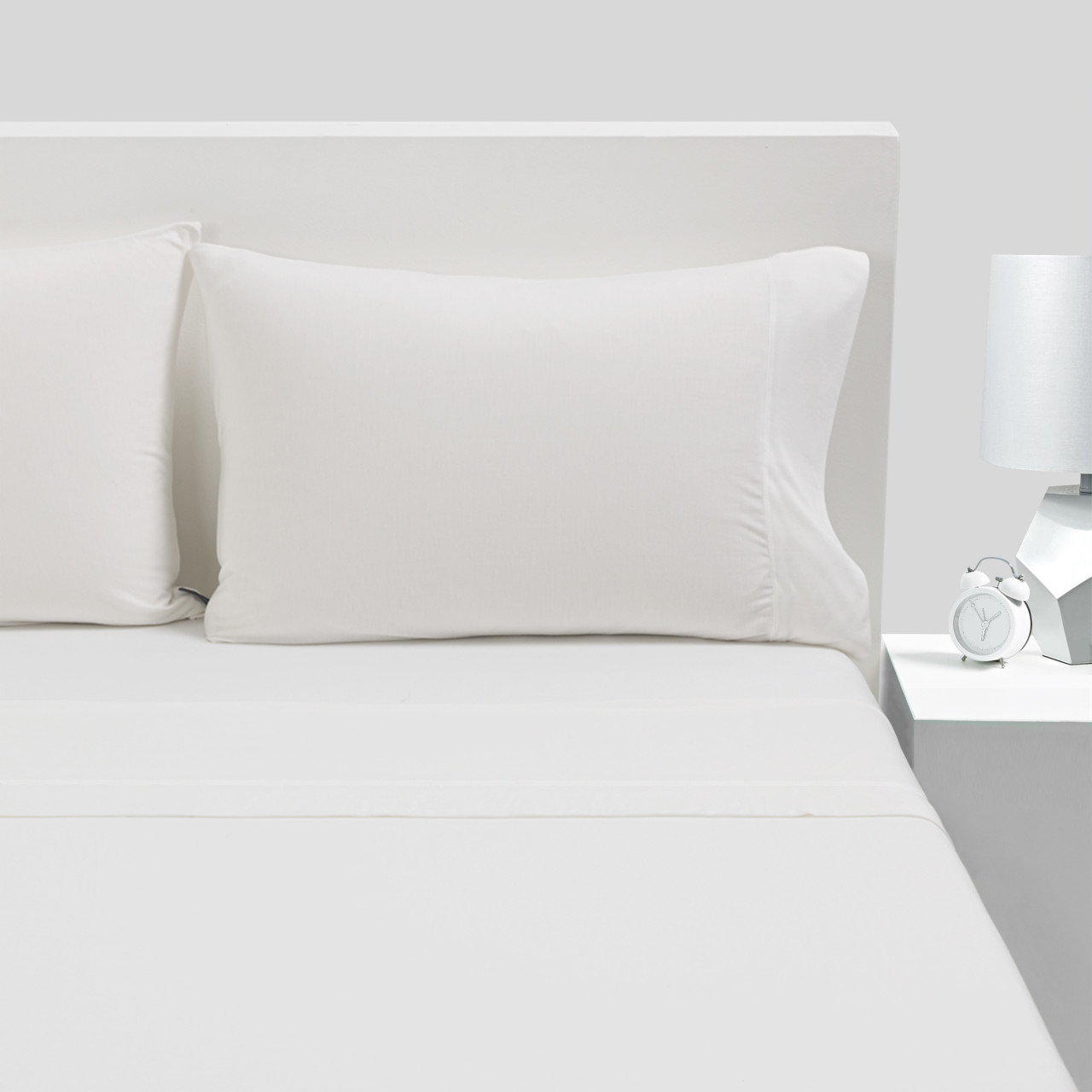 Bedgear Hyper-Wool Technology Performance Wool Sheet Set - Ivory - King - BGS28AMW2FK, 814874029223   -