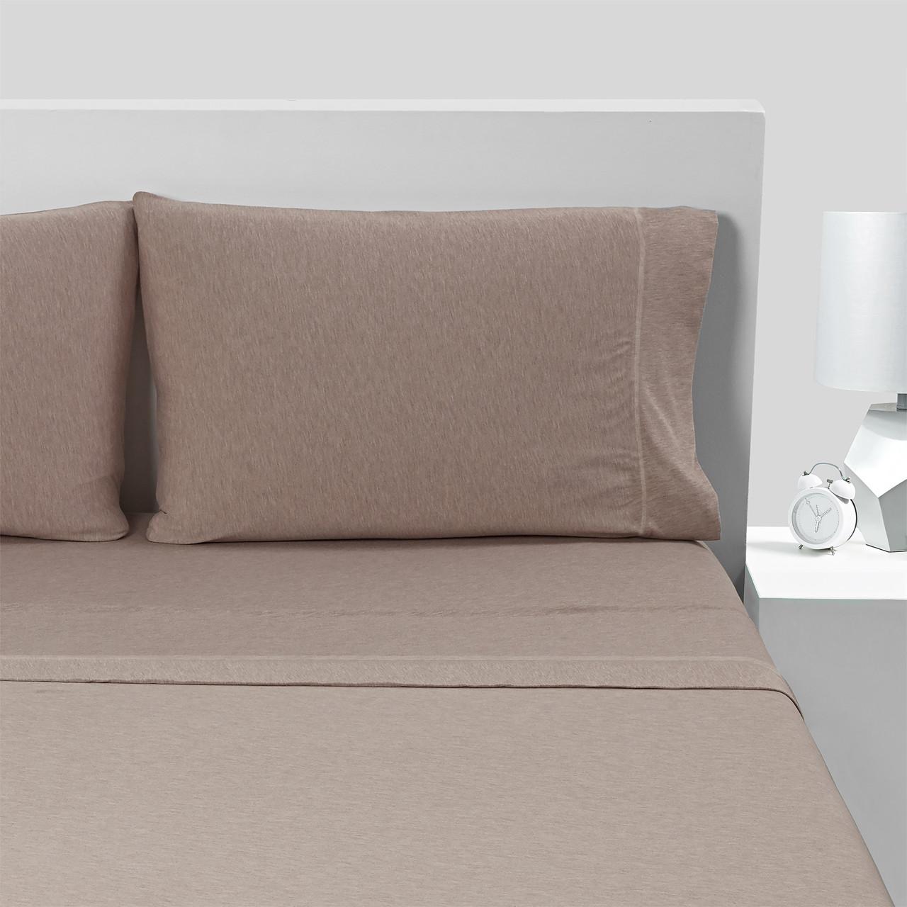Bedgear Hyper-Wool Technology Performance Wool Sheet Set - Oatmeal - King - BGS28AMA4FK, 814874028769