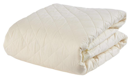 Sleep & Beyond myProtector™, 2-in-1 ultimate, washable, natural mattress protector main image