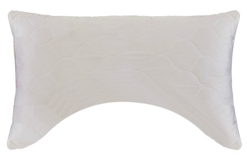 Sleep & Beyond myWoolly Side Pillow, 100% natural, adjustable and washable side wool pillow mail image