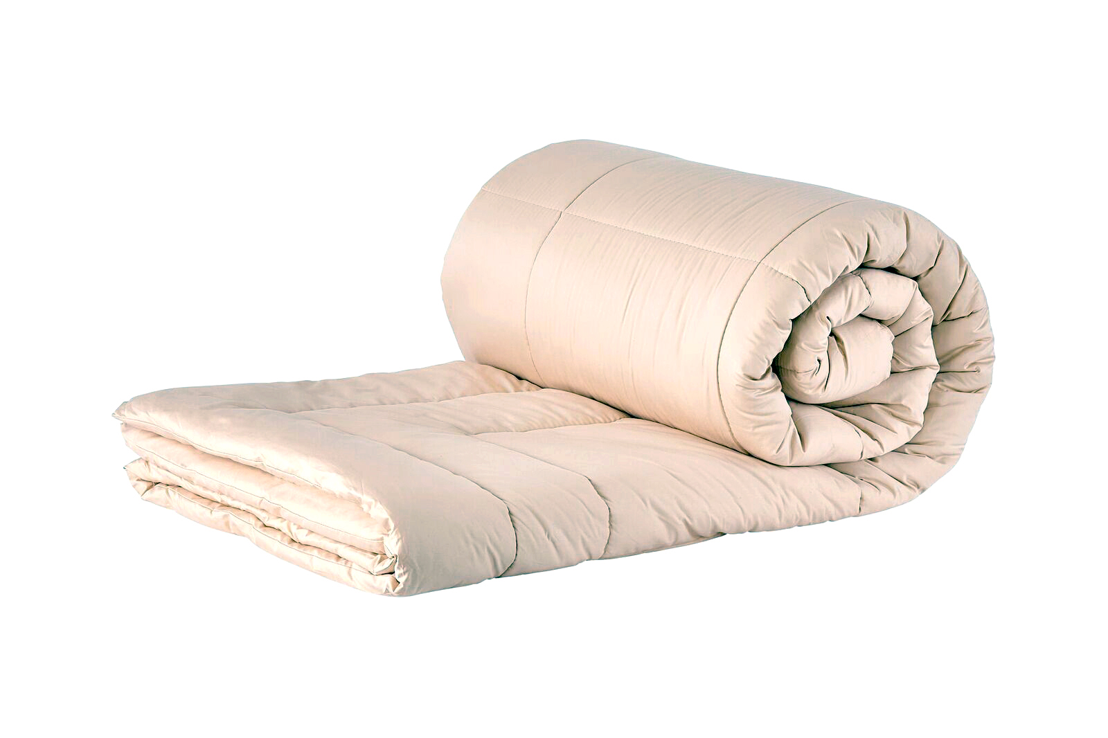 Sleep & Beyond Wool Filled Organic Comforters