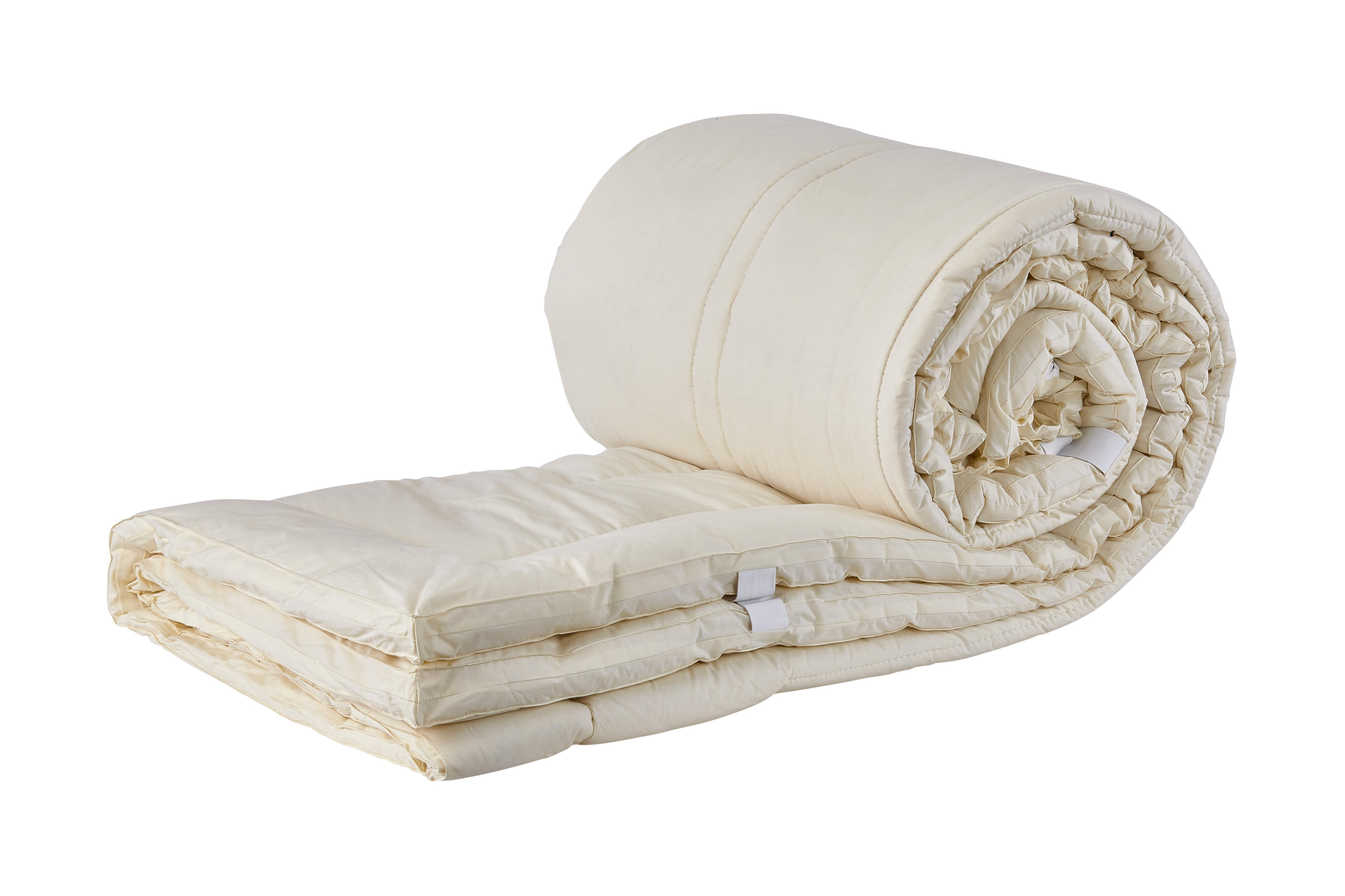 Sleep & Beyond Wool Filled Mattress Pads