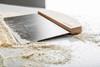 Epicurean Stainless Steel Scraper - Natural