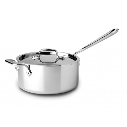 All Clad 12 Quot Stainless Steel Frypan W Lid
