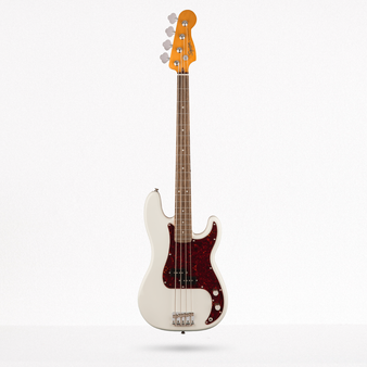 Precision Bass Classic Vibe 60s, Laurel Olympic White 5418