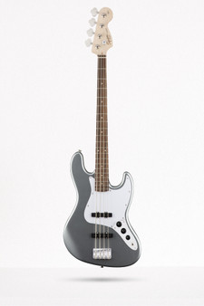 Jazz Bass Affinity, Laurel, Slick Silver