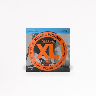 Cuerdas Daddario EXL110