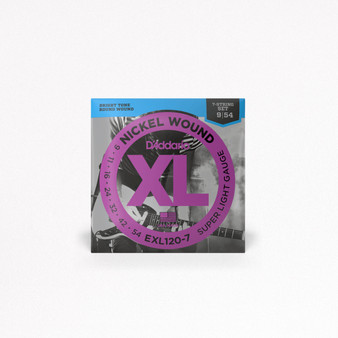 Cuerdas Daddario EXL115