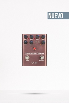 Pedal Fender Lost Highway Phaser