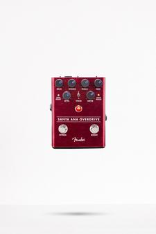 Pedal Fender Santana Overdrive 6433