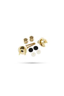 Secure Strap Locks y Boton Fender Gold
