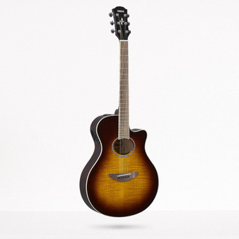 APX600FM, Tobacco Brown Sunburst