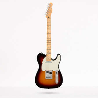 Telecaster Player, Maple 3 Color Sunburst MX20096965