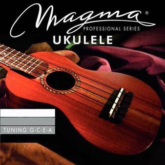 Cuerdas Ukulele Concert Uk110N Magma NClaro 0352