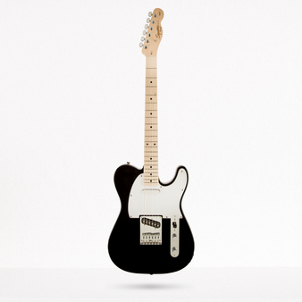 Telecaster Affinity Series, Maple Black