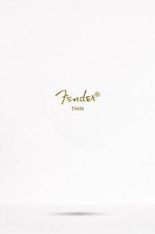 Puas Fender 346 Classic 12pk, White, Thin