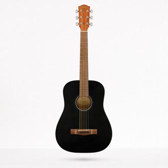 Guitarra FA-15 3/4, Acero Black