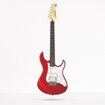 Pacifica 012, Red Metallic 3109