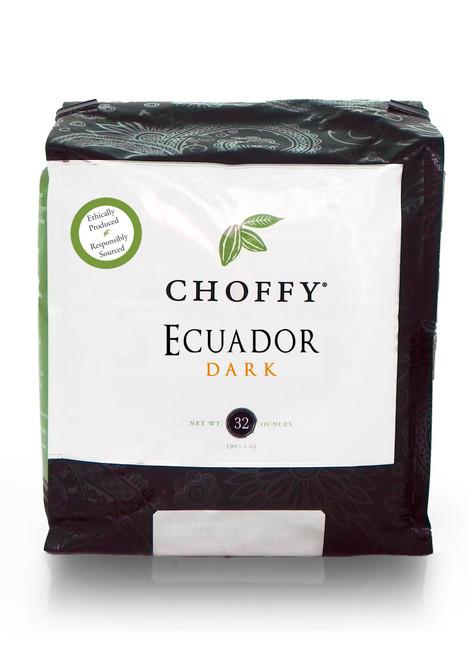 Brewed Cacao - Ecuador Dark 32oz has a complex, robust and chocolaty flavor. Approximately 55-60 - 6 oz. servings.