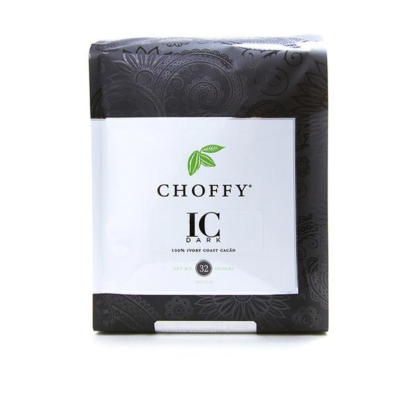 Choffy Roasted Cacao - IC Dark - 32oz Light Chocolaty & Earthy. Approximately 55-60 - 6 oz. servings. Brews like coffee.