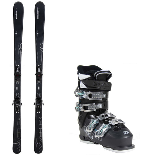 Elan Waveflex Women's Complete Package Skis/Boots/Bindings 2020