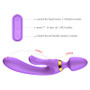 3 Motors Vibrating Magic Wand Multispeed USB Rechargeable Sex Toy