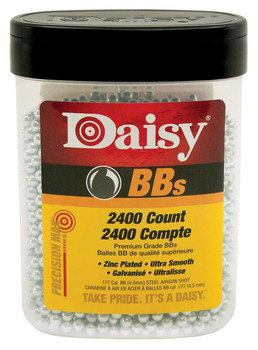 DAISY BB 2400 CT BOTTLE - 039256200247