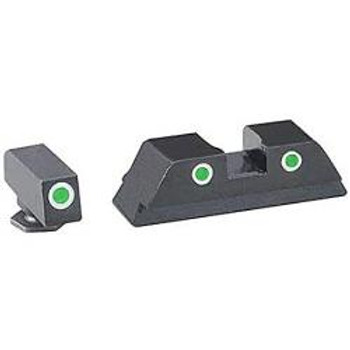 Ameriglo Nightsights Glock 17 - 644406900283