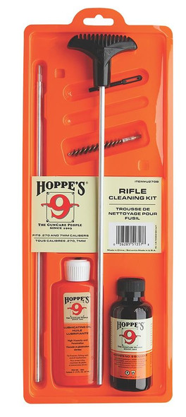 Hoppes Cleaning Kit 270 Cal - 026285513578