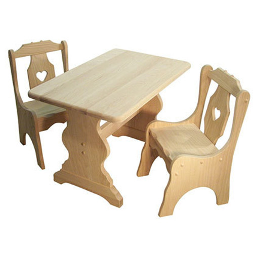 Superb Childrens Table With Two Chairs Kauffman Lawn Furniture Inzonedesignstudio Interior Chair Design Inzonedesignstudiocom