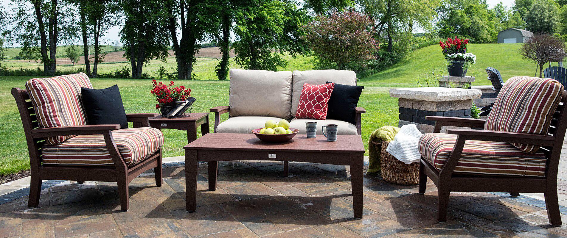 Outdoor Furniture Backyard Sheds Kauffman Lawn Furniture