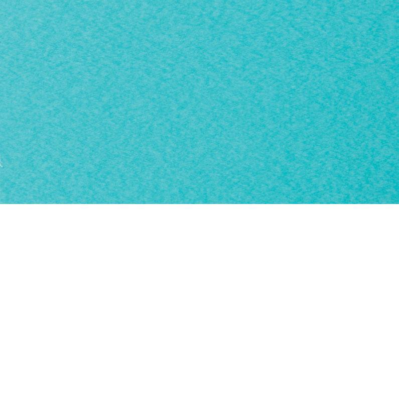 Berlin Gardens Finish: Aruba Blue On White