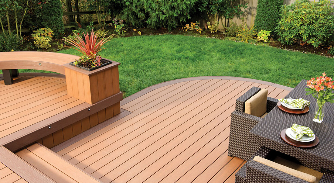 Decking by AZEK