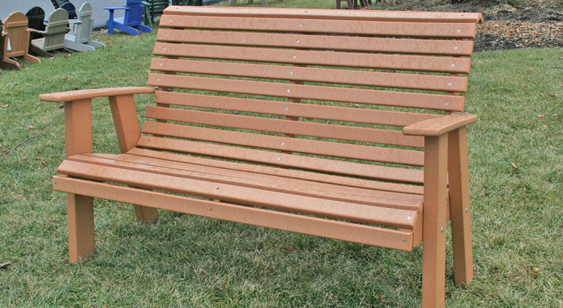Chairs & Benches by DEK Lawn Furniture