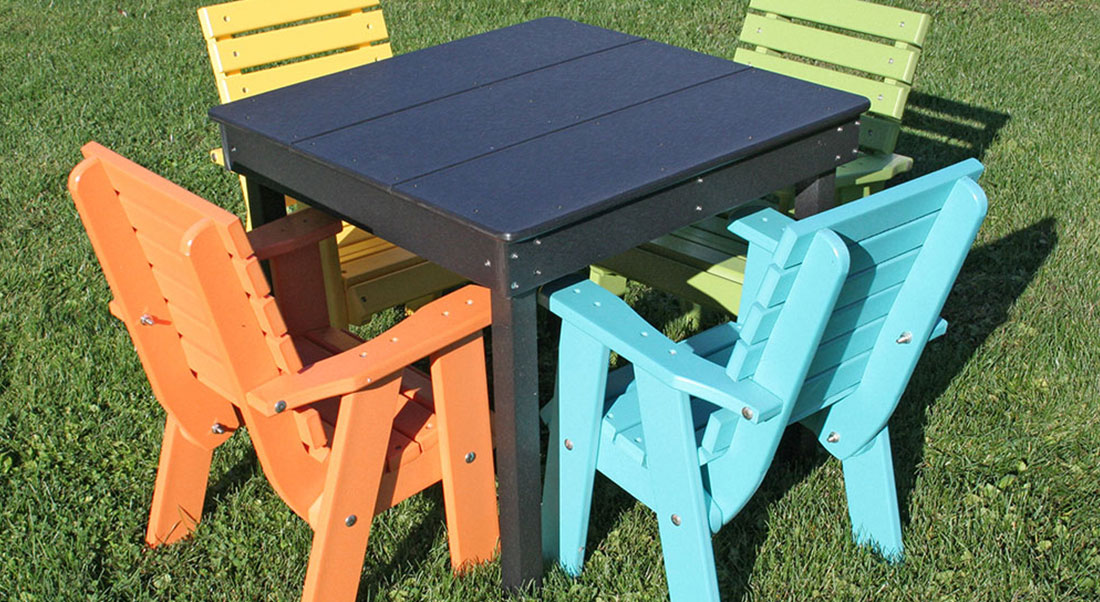 Children's Furniture by DEK Lawn Furniture