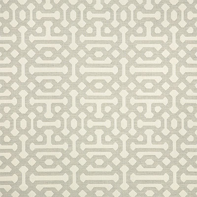 Berlin Gardens Color: Fretwork Pewter