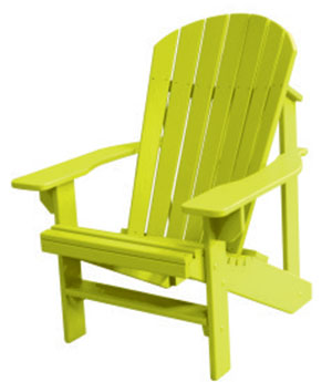 Hershey Way Color: Lime Green