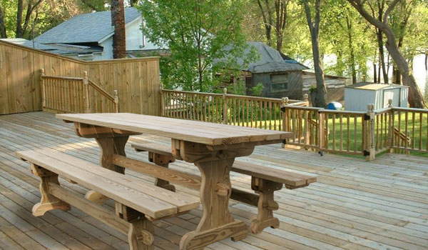 Tables by JS Lawn Furniture
