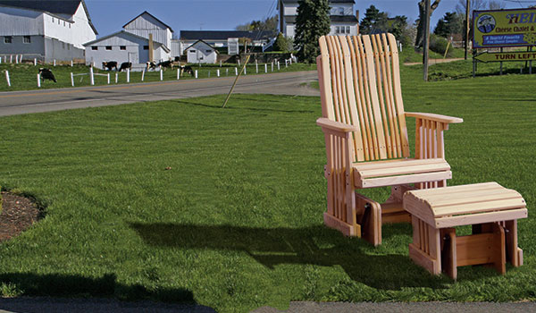 Seating by Kauffman Lawn Furniture