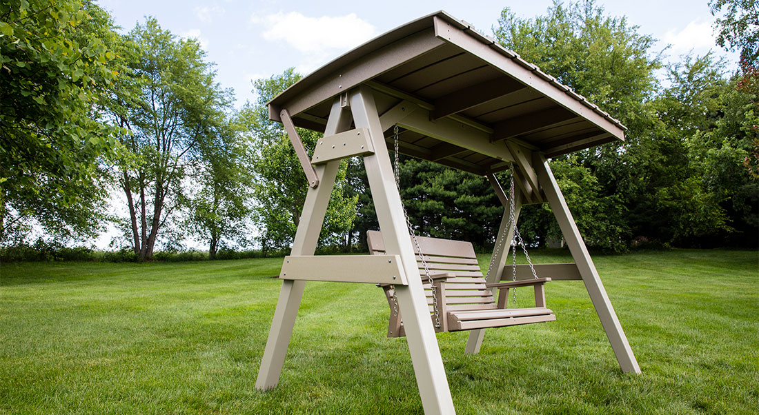 Arbors & A-Frames Collection by Berlin Gardens