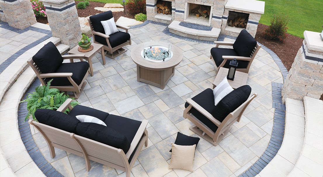 Classic Terrace Collection by Berlin Gardens