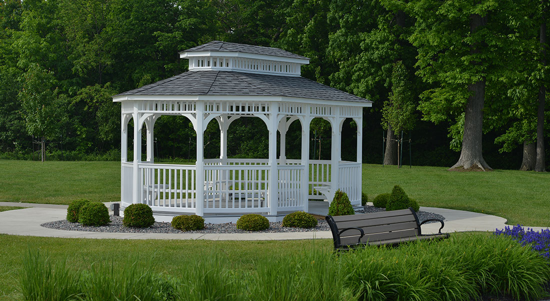 Gazebos by Berlin Gardens