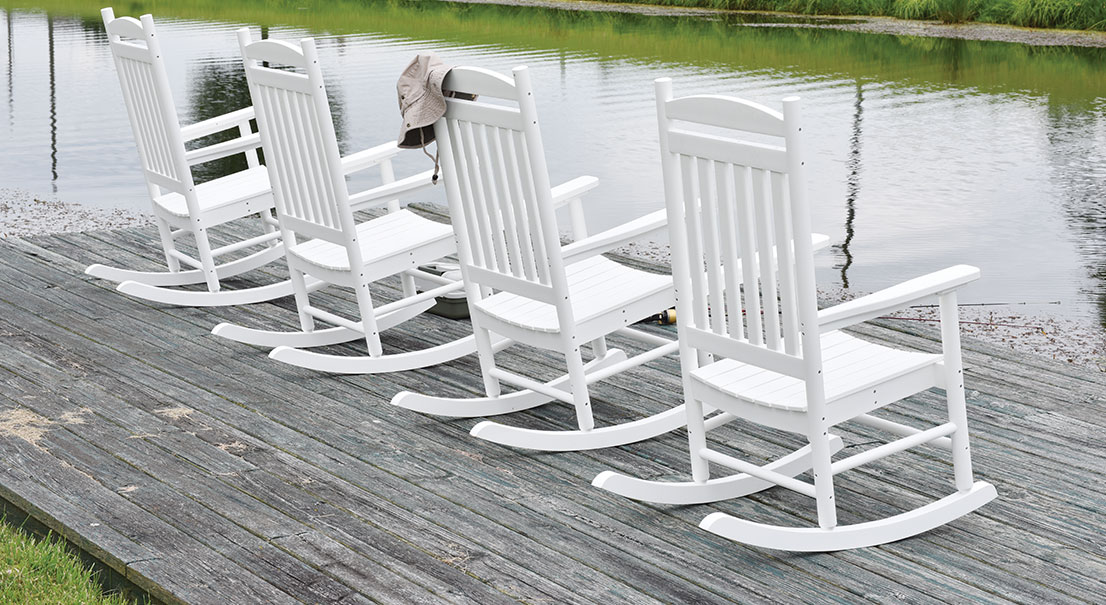 Porch Rockers Collection by Berlin Gardens