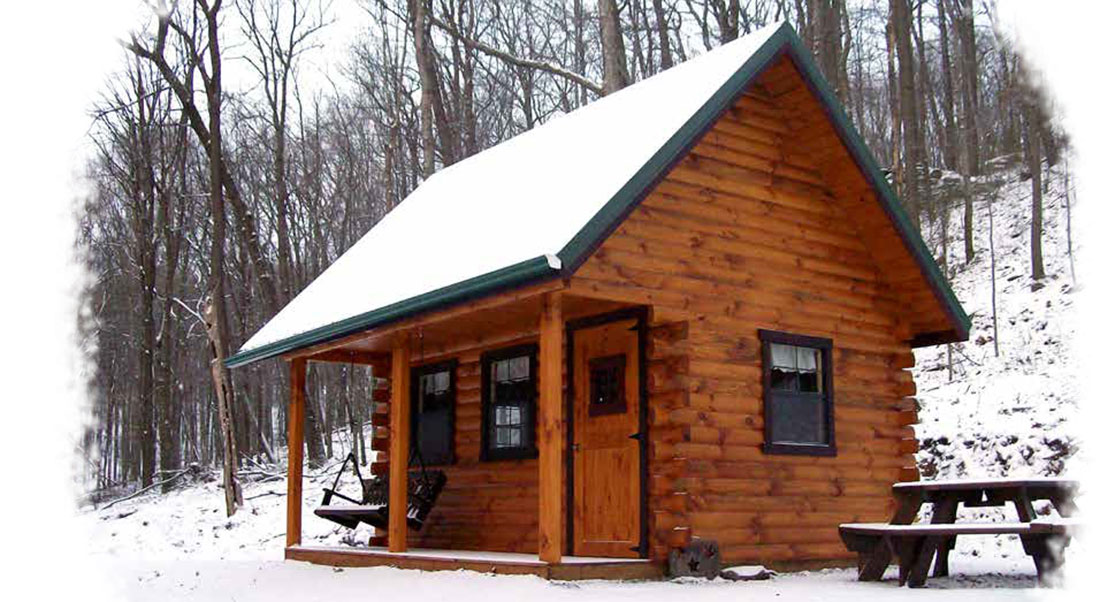 Deluxe Cabin by Sunrise Log Cabins