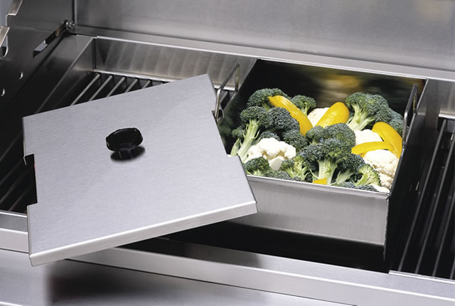 Fryer/Steamer | TEC GRILLS Accessory