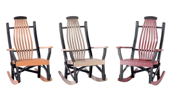 Seating by Raber's Woodshop