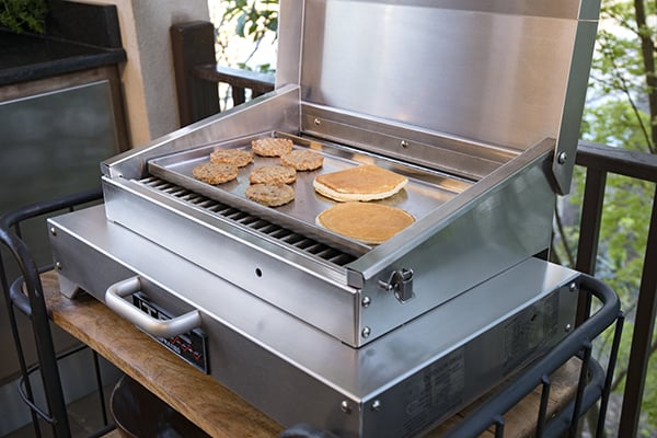 Griddle | TEC GRILLS Accessory