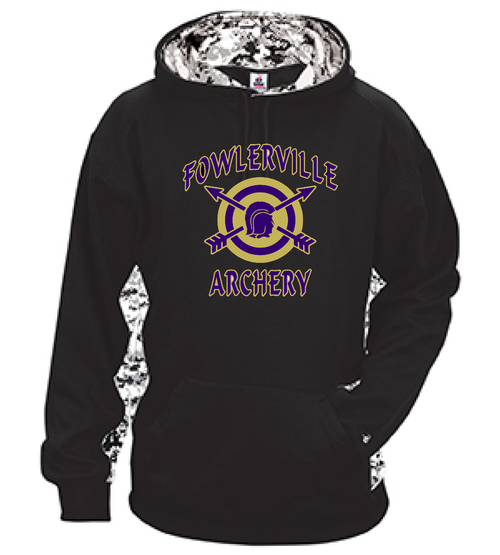 Archery Digital Camo Hoody