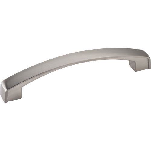 Satin Nickel 128 mm C/C Merrick Pull